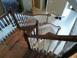 stairs and railings project in mississauga